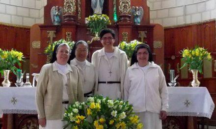 25 años de servicio y entrega misionera