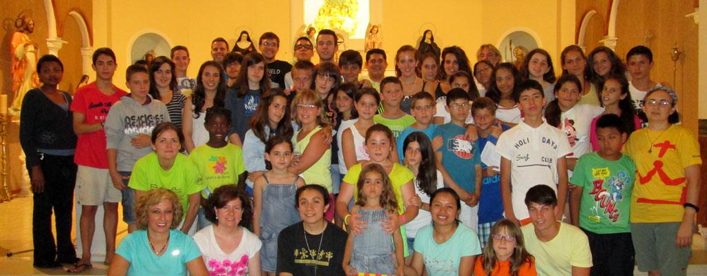 Campamento Familia Misionera