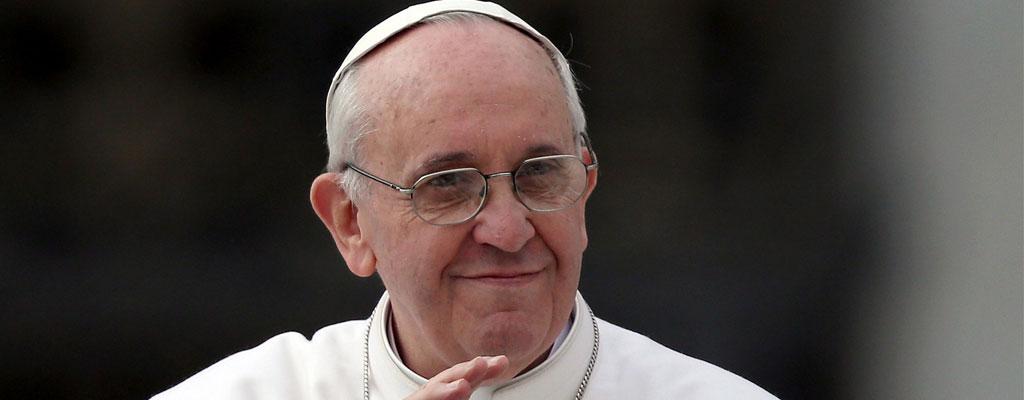 Primer aniversario del pontificado de Francisco