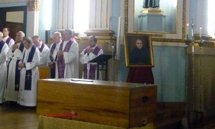 Padre Mariano Gazpio, OAR