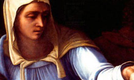 Recuerdos de la Madre en el Sábado Santo