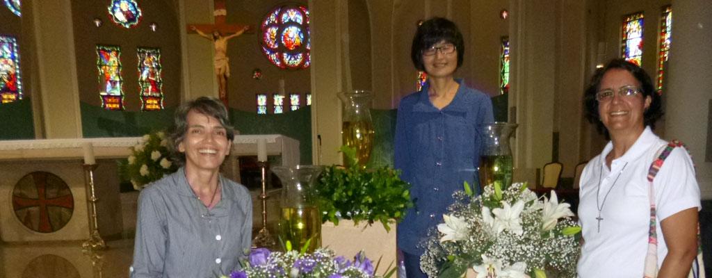 Ressurreição no Lar Santa Mônica