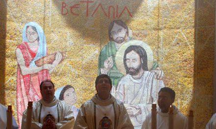El Mosaico de Betania