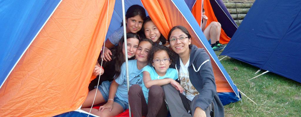Campamento Familia Misionera 2014