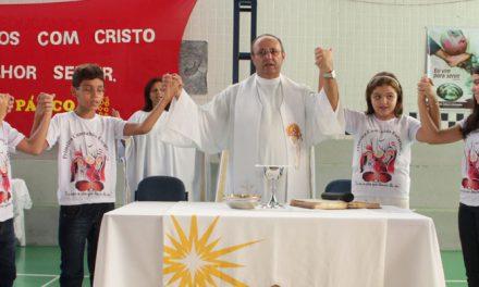 Centro Educacional Agostiniano em Festa