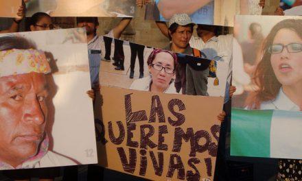 """""""Por un México sin violencia"""""""