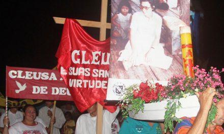 Lábrea celebra Irmã Cleusa