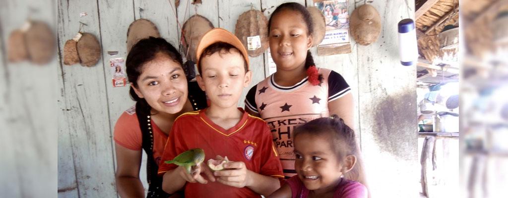 SEMANA SANTA EN SANTA IRENE, TRINIDAD- CASANARE