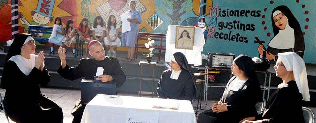 """Celebración de los 60 Años del  Colegio """"Santa Rita"""""""