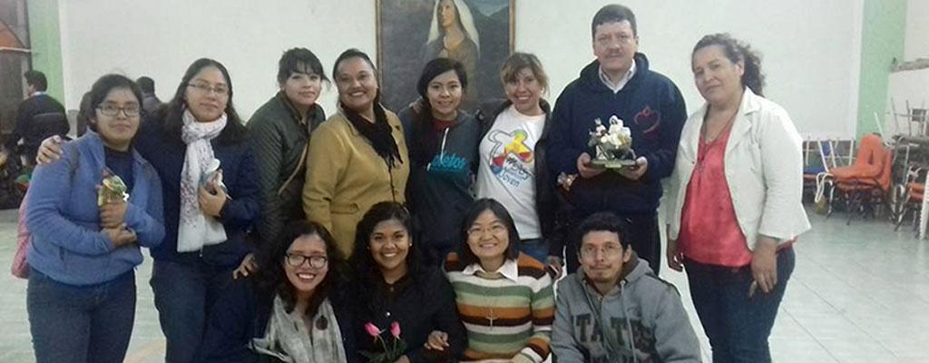 Encuentro de Jóvenes del Decanato de Santa Ana – Diócesis de Querétaro