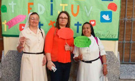 Las MAR en el Encuentro Juvenil de la Diócesis de Almería-España