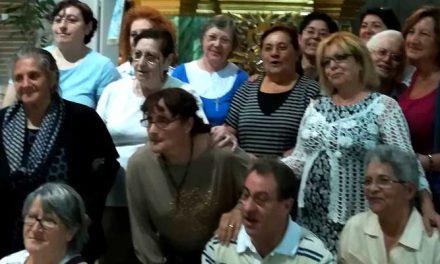 La Virgen de la Asunción de Butarque… visita el barrio de la Fortuna