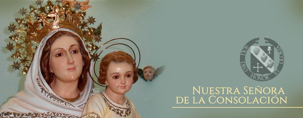 Festividad de Nuestra Señora de la Consolación
