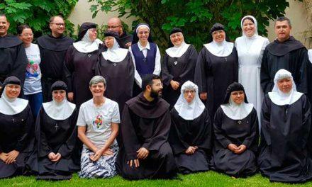 Encontro de Promotores Vocacionais Agostinianos (as) Recoletos (as)