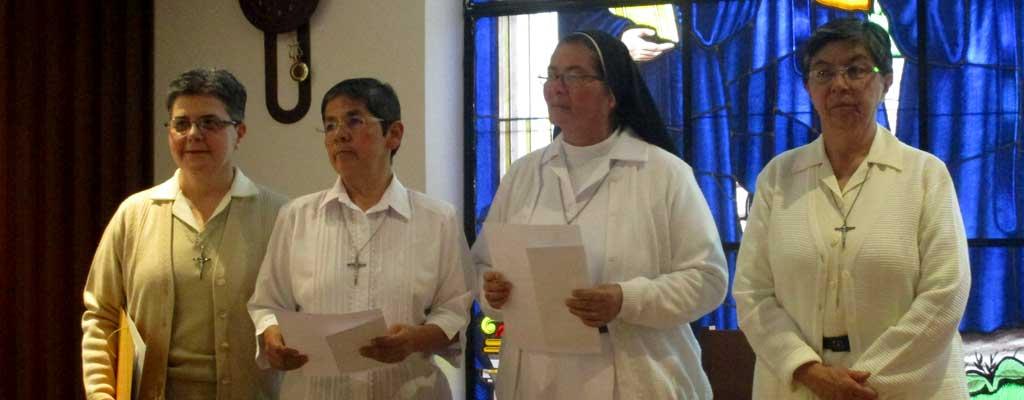 Integración de la provincia san Agustín al Gobierno General