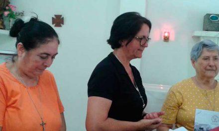 Entrega de las Determinaciones en las Comunidades de Brasil