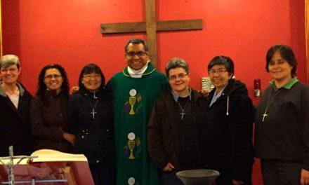 Iniciando el Encuentro MAR en México