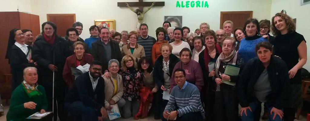 Vida Eclesial de la Parroquia la Fortuna