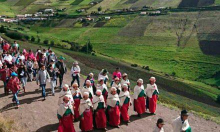 "Desde Ecuador Aylluyarishpa ""Mochilazo – Guamote"""