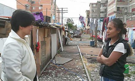 """MISIONERAS EN LAS """"VÍAS"""" DE CIUDAD DE MÉXICO"""