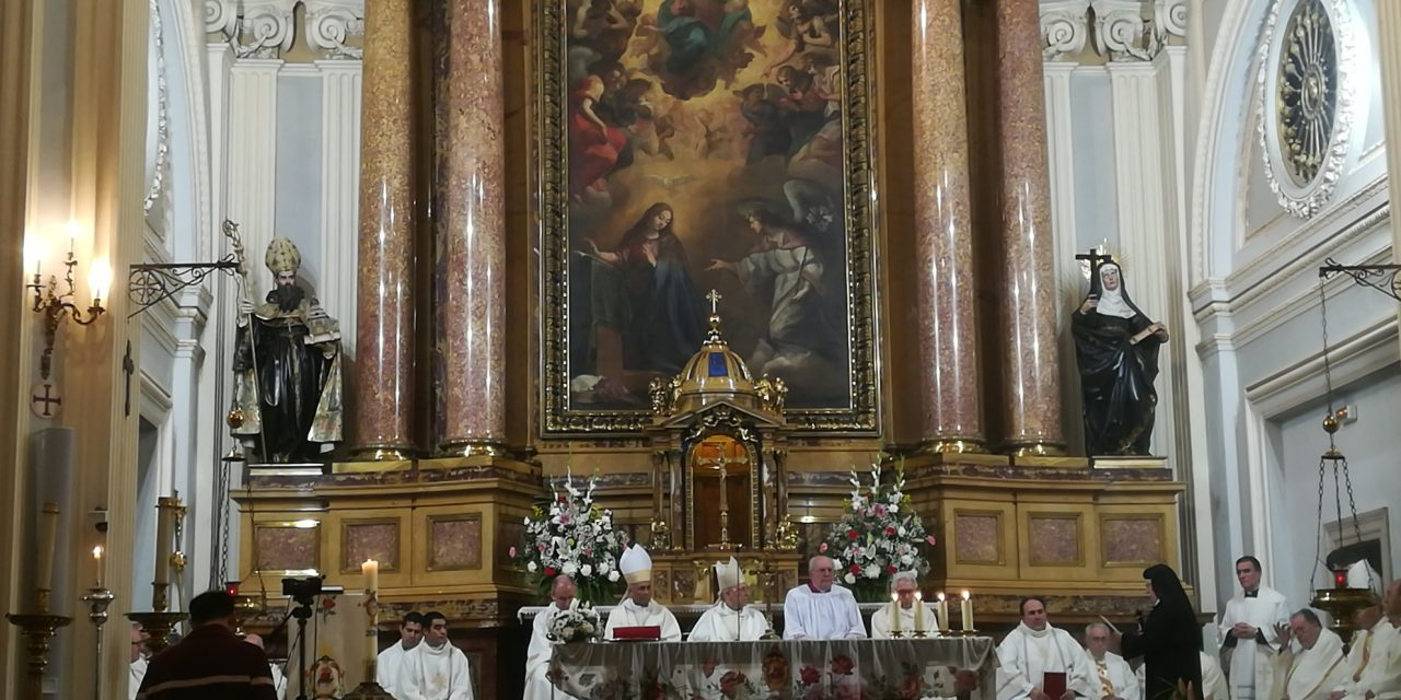 Las Monjas Agustinas Recoletas celebran la proclamación de Venerable a la Madre Mariana de San José
