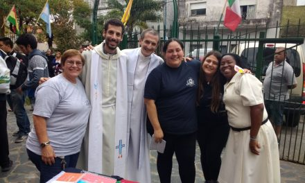 JORNADA BUEN PASTOR 2018, ARGENTINA