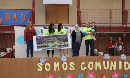 DESDE GRANADA,  ESPAÑA: FIESTA SOLIDARIA