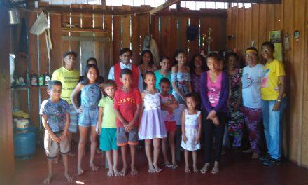 EXPERIÊNCIA MISSIONÁRIA – GRANDE DESOBRIGA-PRIMEIRA ETAPA