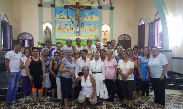 ANIVERSARIO 27 DE LA COMUNIDAD MAR, MORÓN-CUBA