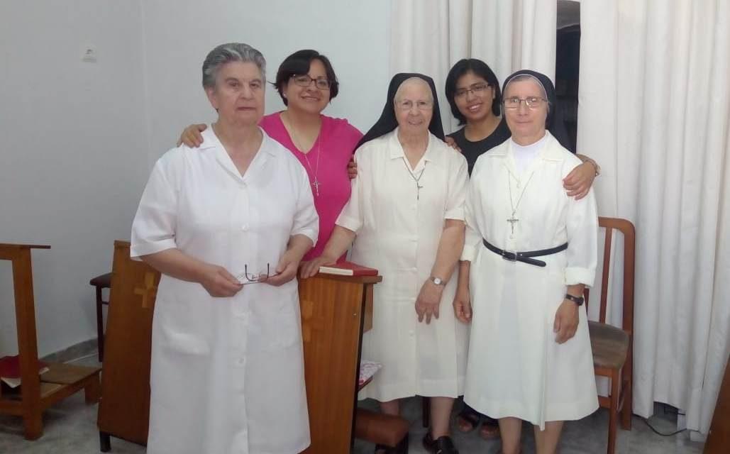 TOMA DE POSESIÓN DE SUPERIORA, LAS GABIAS-GRANADA
