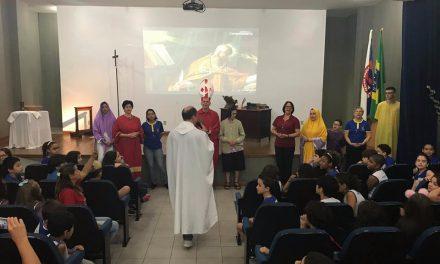 Agosto, mês de muitas festas no Centro Educacional Agostiniano, Vitória-Brasil