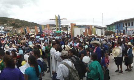 FIESTA DIOCESANA DE LA PRELATURA DE CHOTA- PERÚ