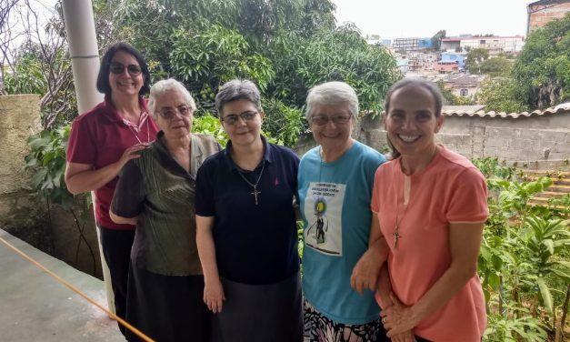 COMUNIDAD DE SANTA RITA – COMTAGEN, BELO HORIZONTE (BRASIL)