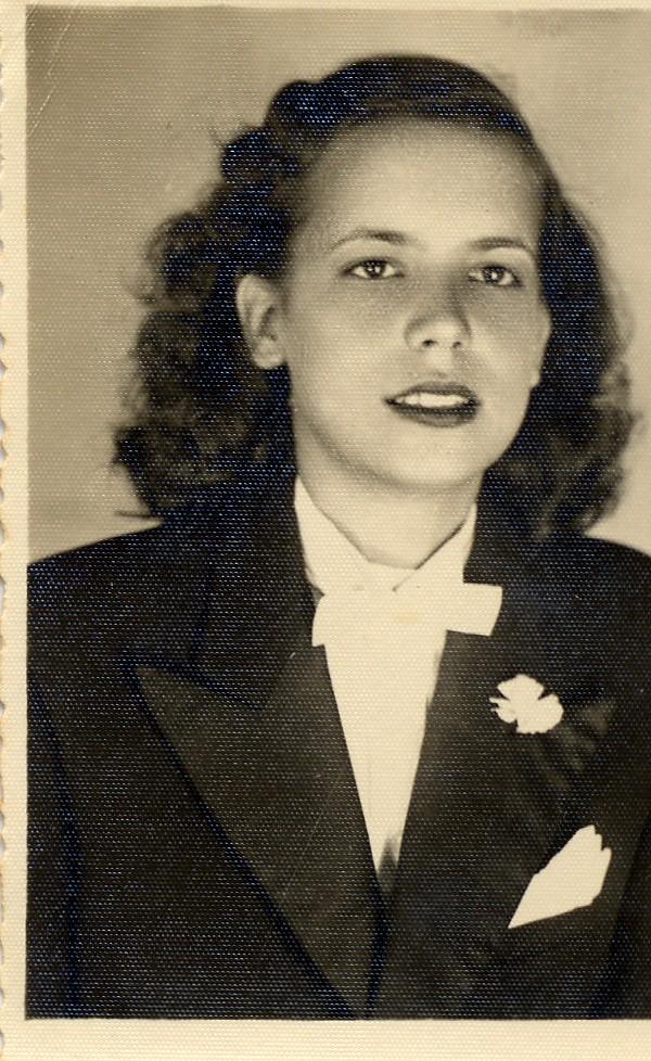 03-1949- Cachoeiro, ES- foto enviada por Cleusa a su amiga Z