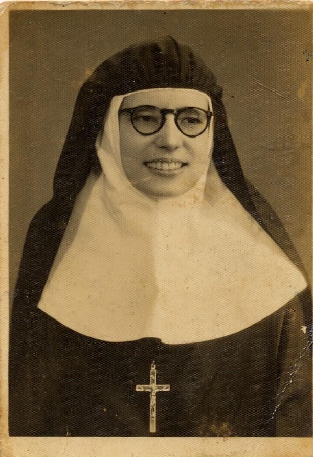 09-1954 - Ilha das Flores primera profesi+¦n, 3.10.53