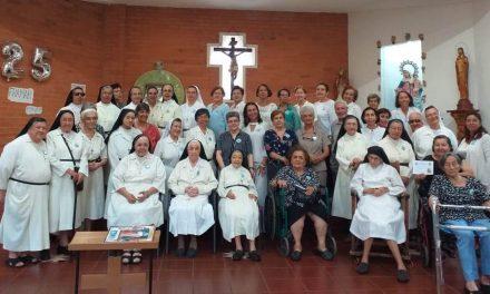 CELEBRANDO LOS 25 AÑOS DE FUNDACIÓN FRAMAR CALI-RESTREPO