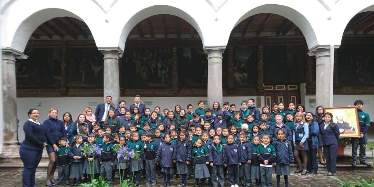 FIESTA DE LA CONVERSIÓN DE SAN AGUSTÍN EN QUITO-ECUADOR