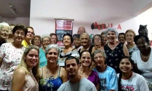 ENCUENTRO DE ESPIRITUALIDAD EN MORÓN, CUBA