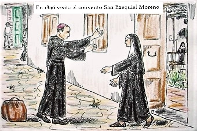 2. SAN EZEQUIEL VISITA LA MERCED