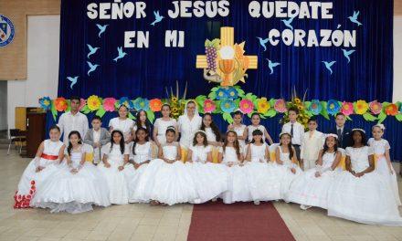 PRIMERAS COMUNIONES 2019