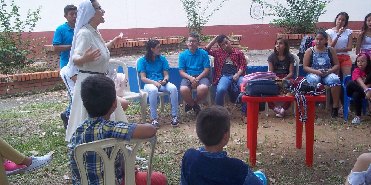 """BAUTIZADOS Y ENVIADOS COMUNIDAD """"EL CONVENTO"""", TRINIDAD-CASANARE"""