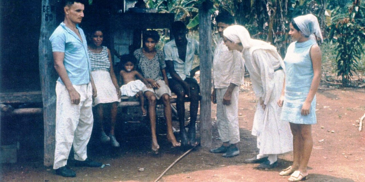 HERMANA CLEUSA: MISIONERA Y MÁRTIR EN EL AMAZONAS