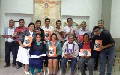 CATEQUISTAS EN FORMACIÓN PARA EL SERVICIO DEL PUEBLO DE DIOS