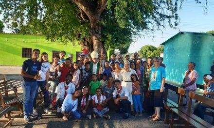 BAUTIZADOS Y ENVIADOS, MISIÓN EN ATAPIRIRE-VENEZUELA
