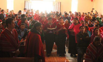 COMUNIDAD DE GUAMOTE EN REORGANIZACIÓN
