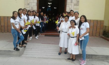 VISITA A COCHABAMBA DEL NUNCIO APOSTÓLICO EN PERÚ