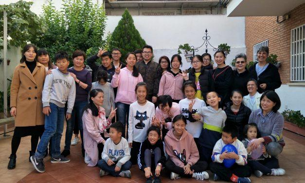 COMUNIDAD CHINA EN LA FORTUNA