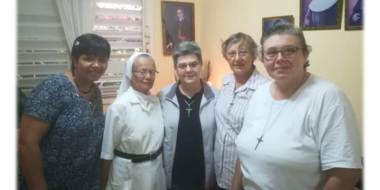 VISITA GENERAL EN MORÓN-CUBA