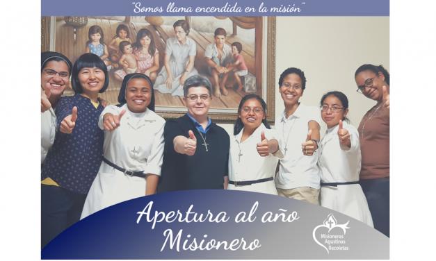 73º ANIVERSARIO DE  LA ERECCIÓN CANÓNICA DE NUESTRA CONGREGACIÓN