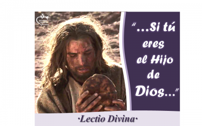 LECTIO DIVINA – I DOMINGO DE CUARESMA